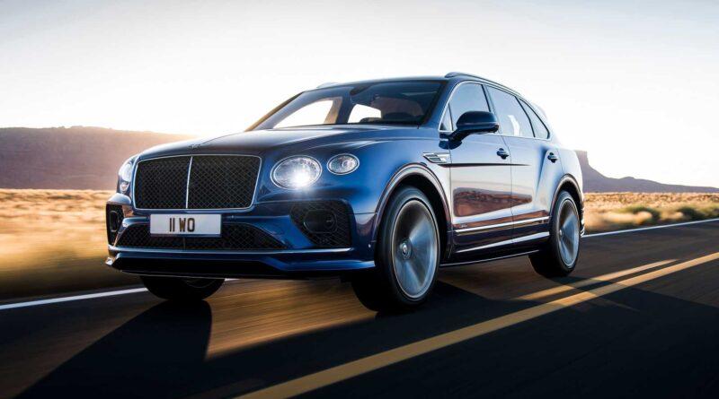 Bentley Bentayga 2020: гордость бренда